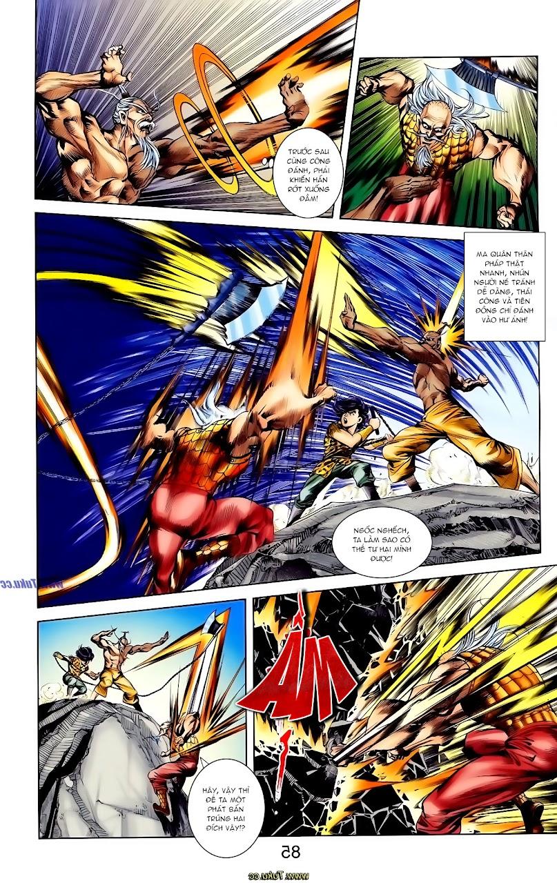 Cơ Phát Khai Chu Bản chapter 115 trang 6