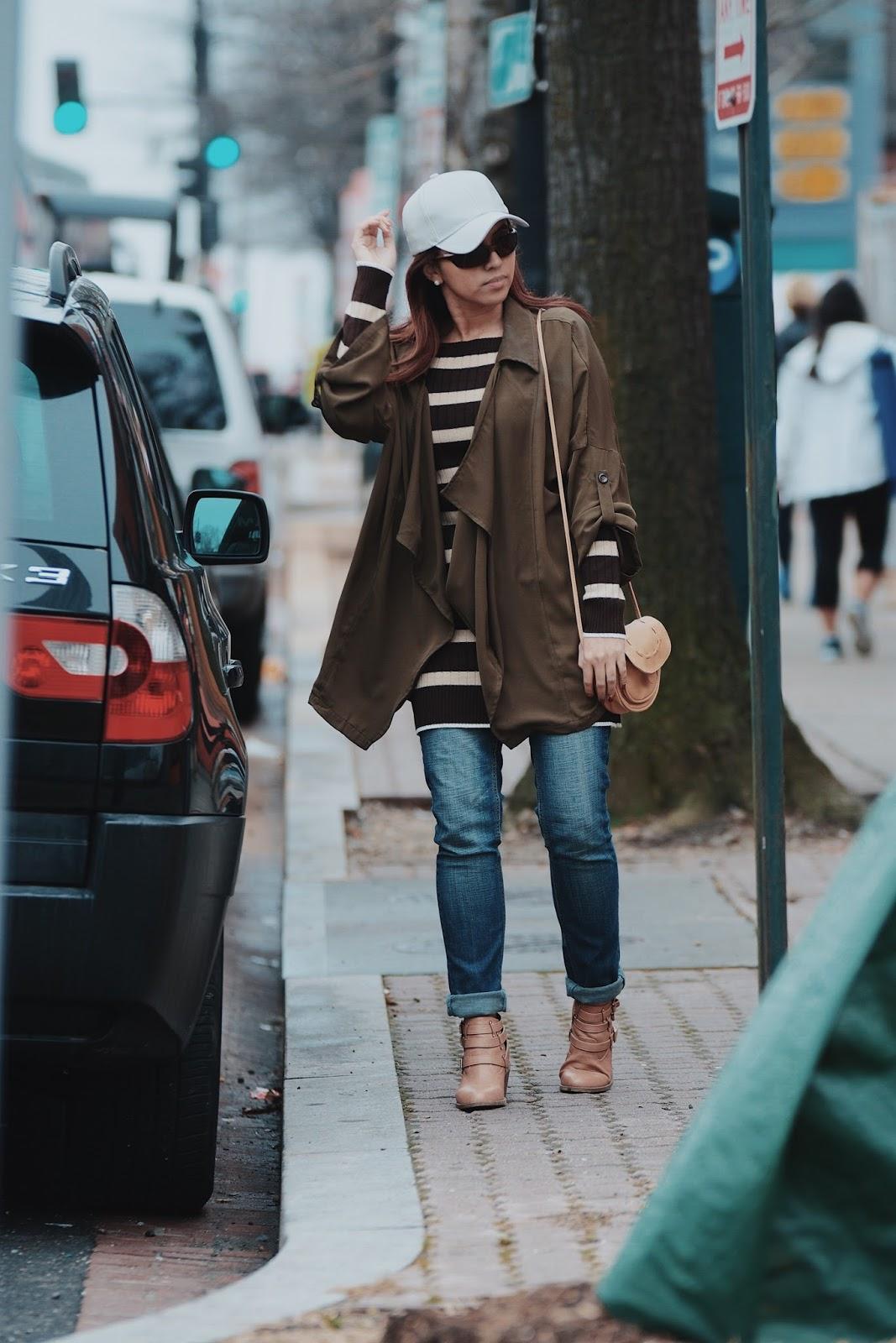 Vestido Sobre Pantalones-MariEstilo