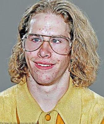 lustige hässliche Menschen Bilder - Lange Haare