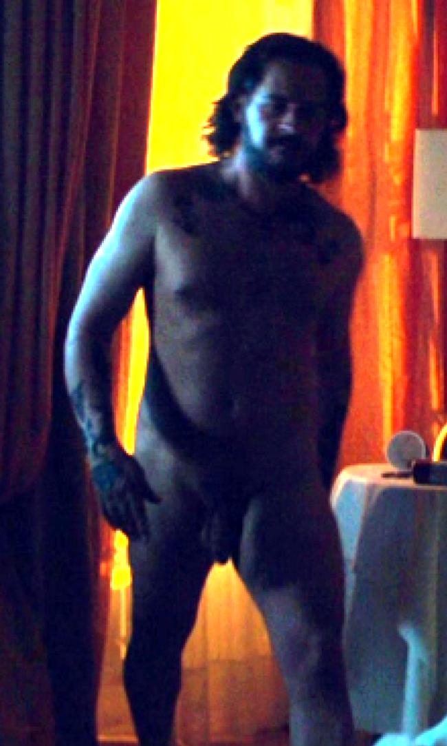 Moritz bleibtreu nackt