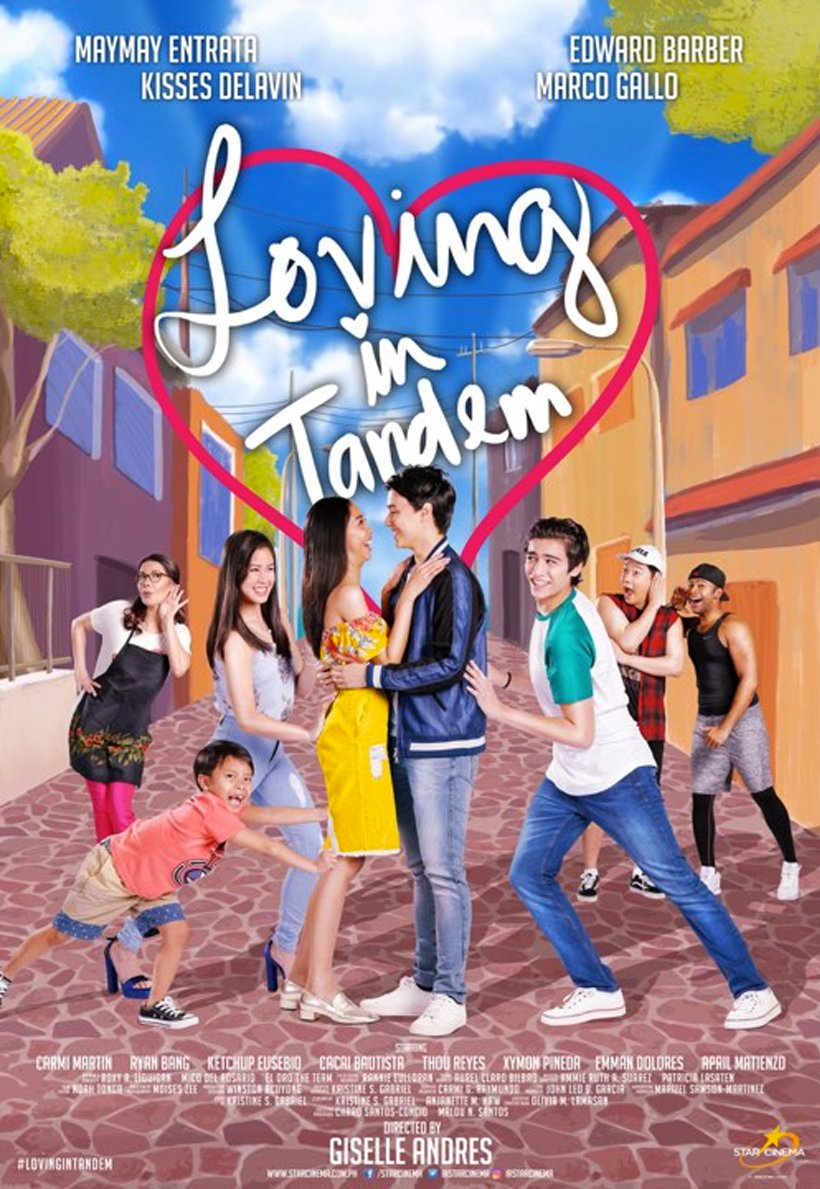 watch filipino bold movies pinoy tagalog poster full trailer teaser Loving in Tandem
