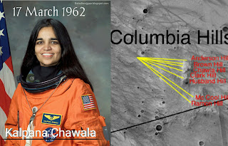 First Indian Woman in Space kalpana chawala
