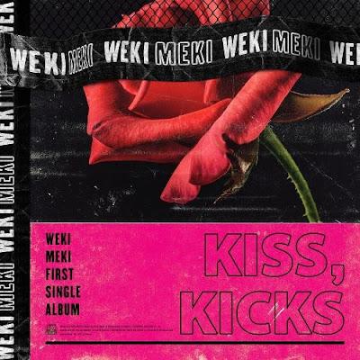 Lirik Lagu Weki Meki - Crush [Romanization, Hangul, English, Terjemahan]
