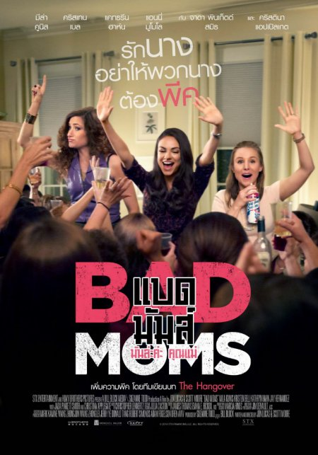 Bad Moms (2016) Movie Download In 300MB