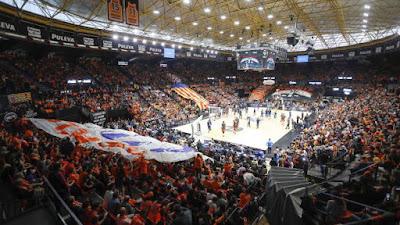 Valencia sede de la fase final de la ACB