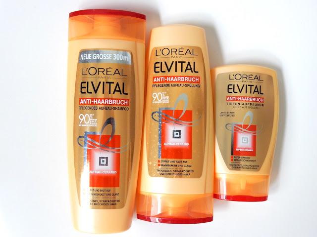 L'Oréal Elvital Anti-Haarbruch Serie