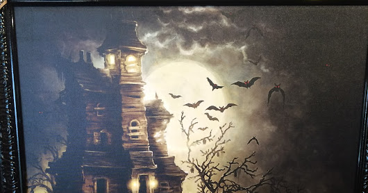 Halloween Wall Art at Kirkland's