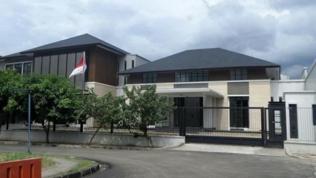 Wah Enaknya, SBY Dapat Rumah Baru dari Negara