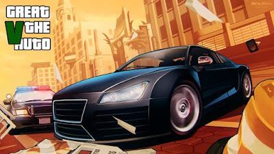 تحميل وتنزيل لعبة Great The Auto 5 للاندرويد مجانا كاملة برابط مباشر