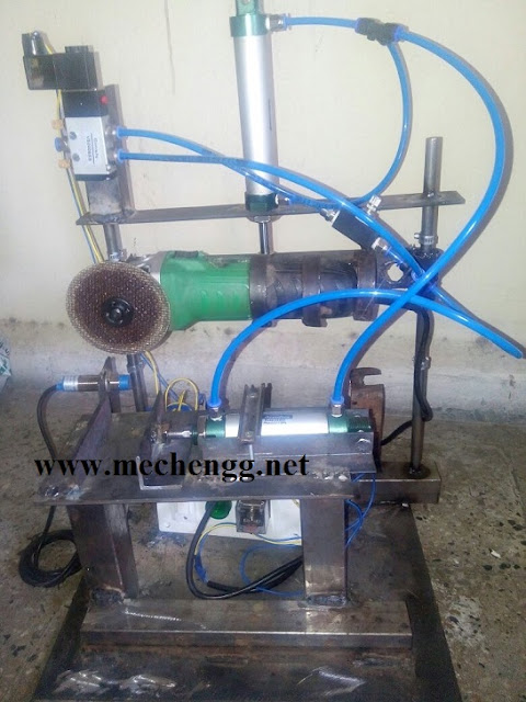 CONTINUOUS CUT-OFF MACHINE