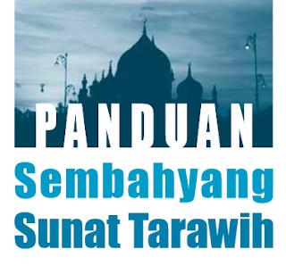 Solat Sunat Tarawih Bersendirian