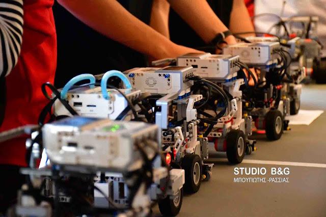 Οι νικητές του τελικού στον Πανελλήνιο Διαγωνισμό Εκπαιδευτικής Ρομποτικής