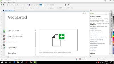 Download Corel Draw X8 Full Crack ~ Semoga Bisa Bermanfaat