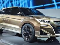 Harga dan Spesifikasi Honda UR-V, Satu Tingkat di Atas CR-V