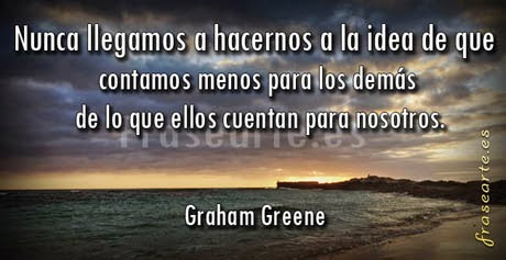 frases celebres de Graham Greene