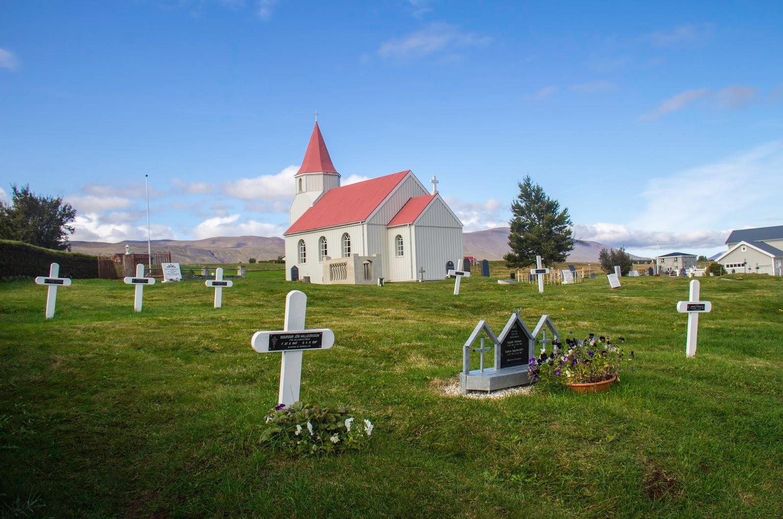 DE REYKOLHAR A AKUREYRI, ISLANDIA