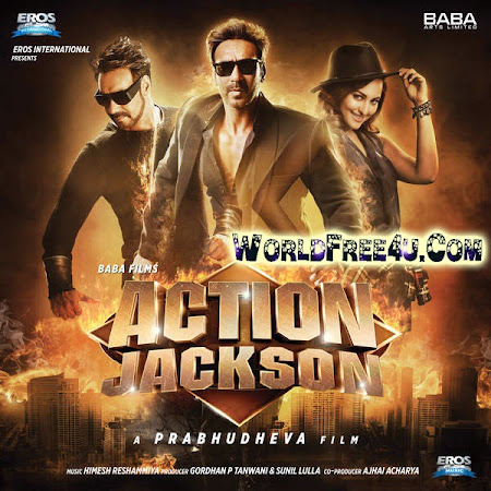 Cover Of Action Jackson (2014) Hindi Movie Mp3 Songs Free Download Listen Online At worldfree4u.com