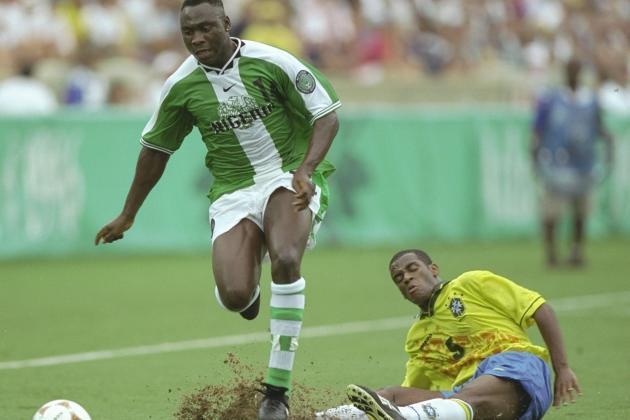 e96632f60873f Blog do Cícero Fernando  Jogos Inesquecíveis Brasil 3x4 Nigéria