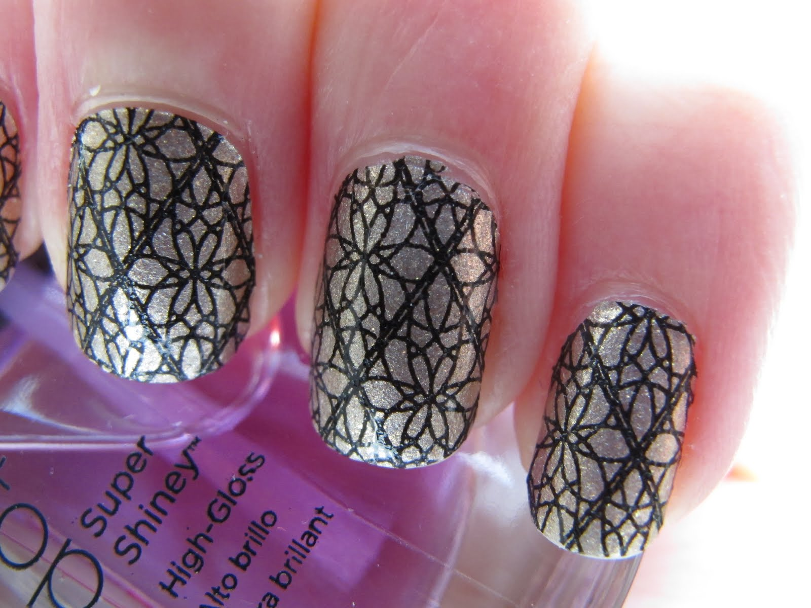 Never Enough Nails: Incoco Nail Appliques- For the Nail Art Dummies ...