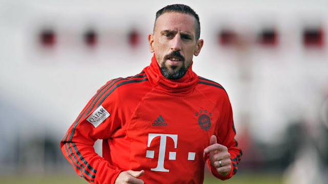فرانك ريبيري Franck Ribéry