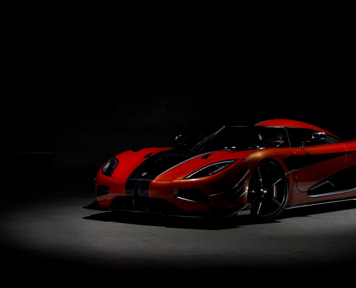 Koenigsegg Agera R Red Car Track Hd Wallpaper Free HD Wallpapers