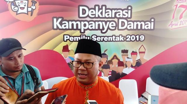 Diprotes SBY, KPU Mengaku Tak Bisa Kontrol Relawan Jokowi-Ma'ruf