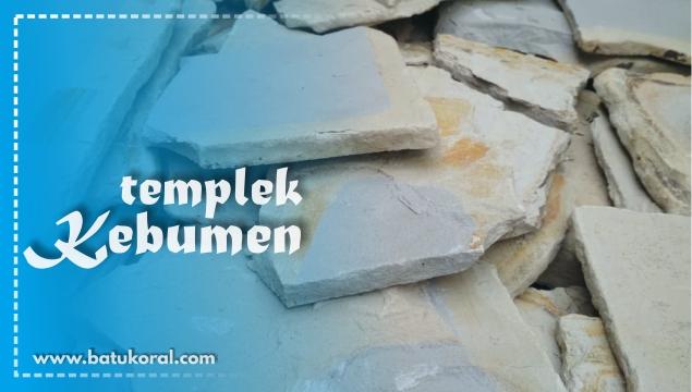 jual batu alam templek kebumen