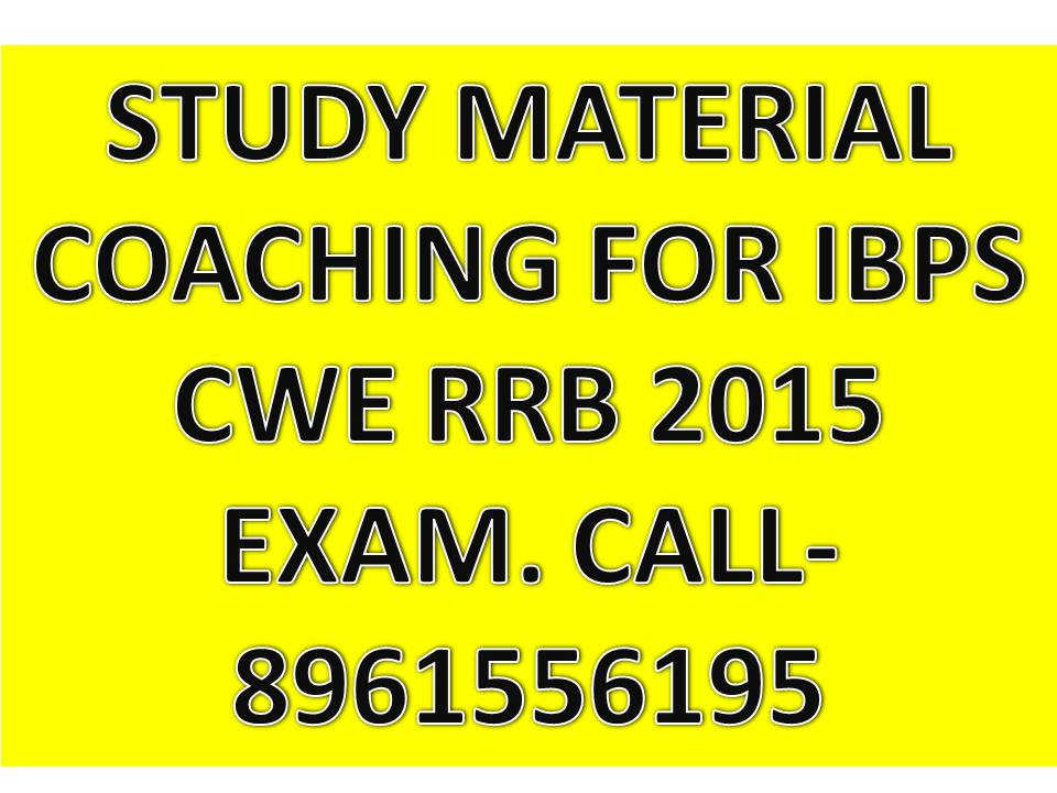 free ibps rrb