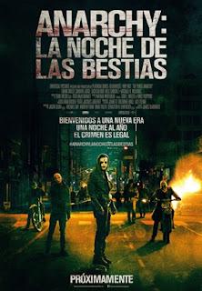 Ver Anarchy: La noche de las bestias (The Purgue 2) (2014) Online