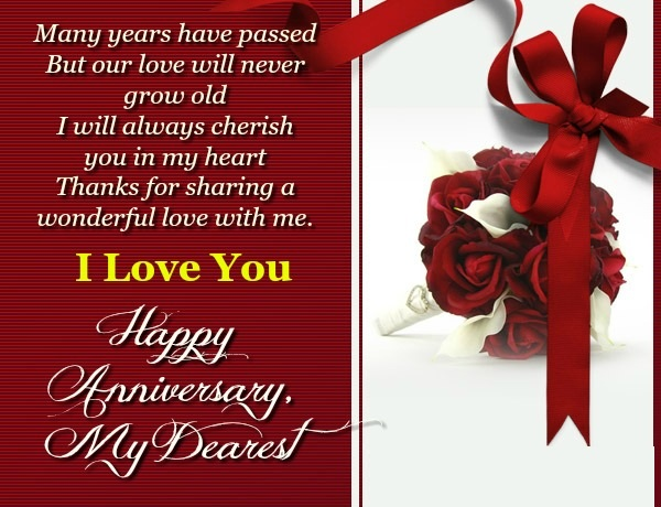 Anniversary is one of the most perfect moments to express your appreciation and love to the woman who chose you to spend her life with – your wife. Make her feel special and loved on the day of your union. For those who are not good with words, here are some samples of sweet anniversary messages for your wife.