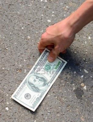 image Me roba dinero de la cartera