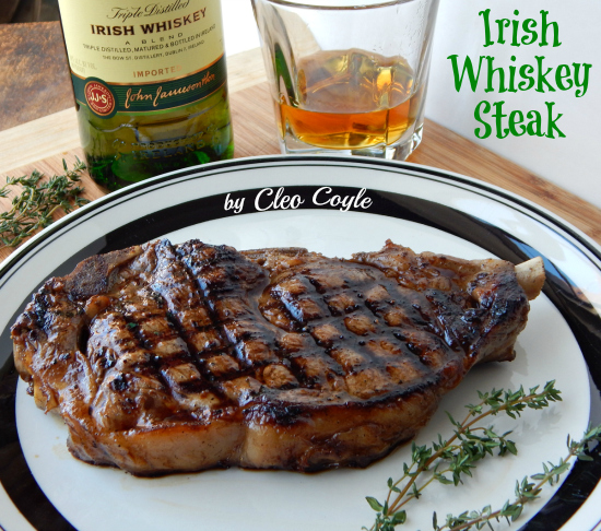 Mystery Lovers Kitchen Irish Whiskey Steak For St Patricks Day