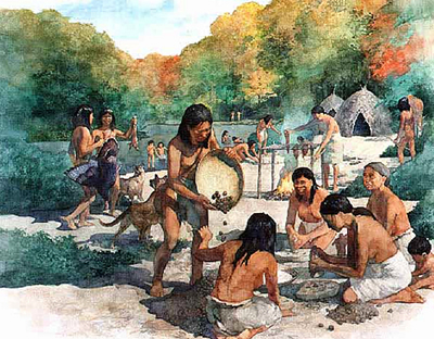 Ancient World History: Native Americans Regional Adaptations