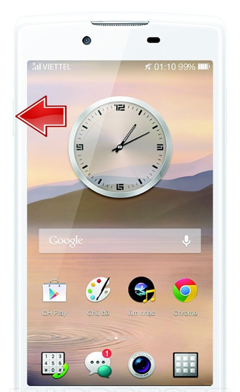Hard Reset and How to bypass/factory reset lockscreen OPPO