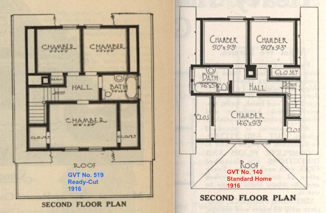 gvt 140 gvt 519 2nd Floor Plans