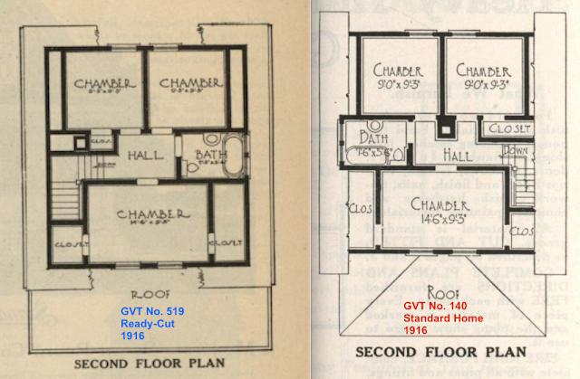 gvt 140 gvt 519 2nd Floor Plans