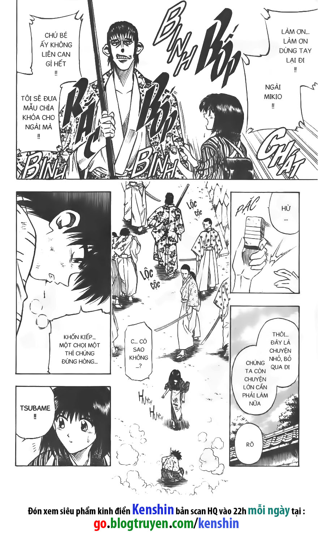 Rurouni Kenshin chap 32 trang 11