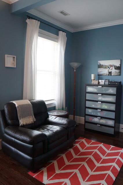 Boston Sweet Tea Party Master Bedroom Reveal