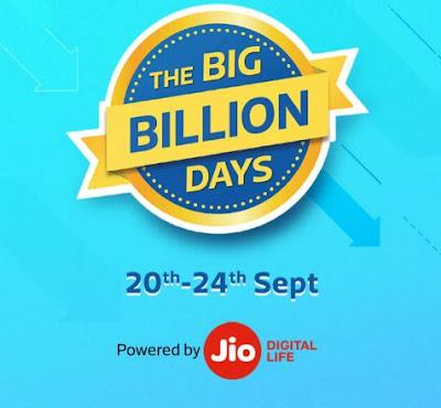 Flipkart Big Billion Day Offers & Flipkart Cashback Deals & Flipkart Discounts – Exchange offers