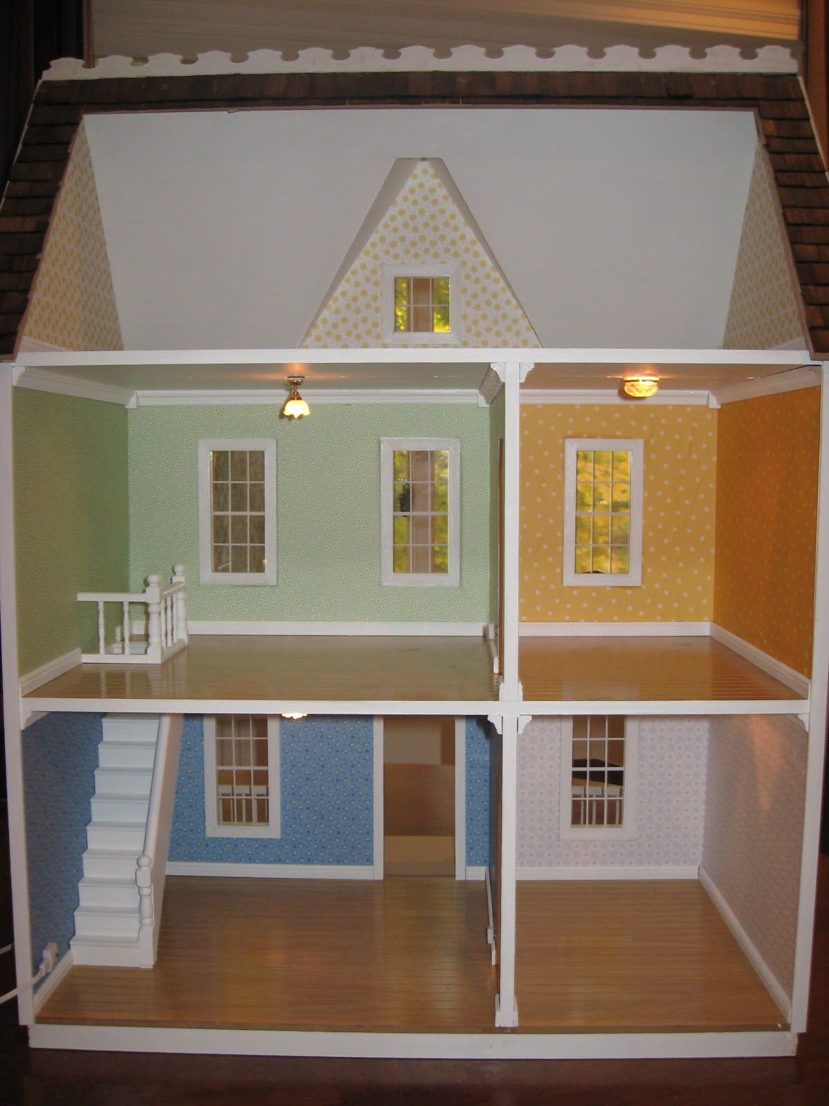 Little Darlings Dollhouses