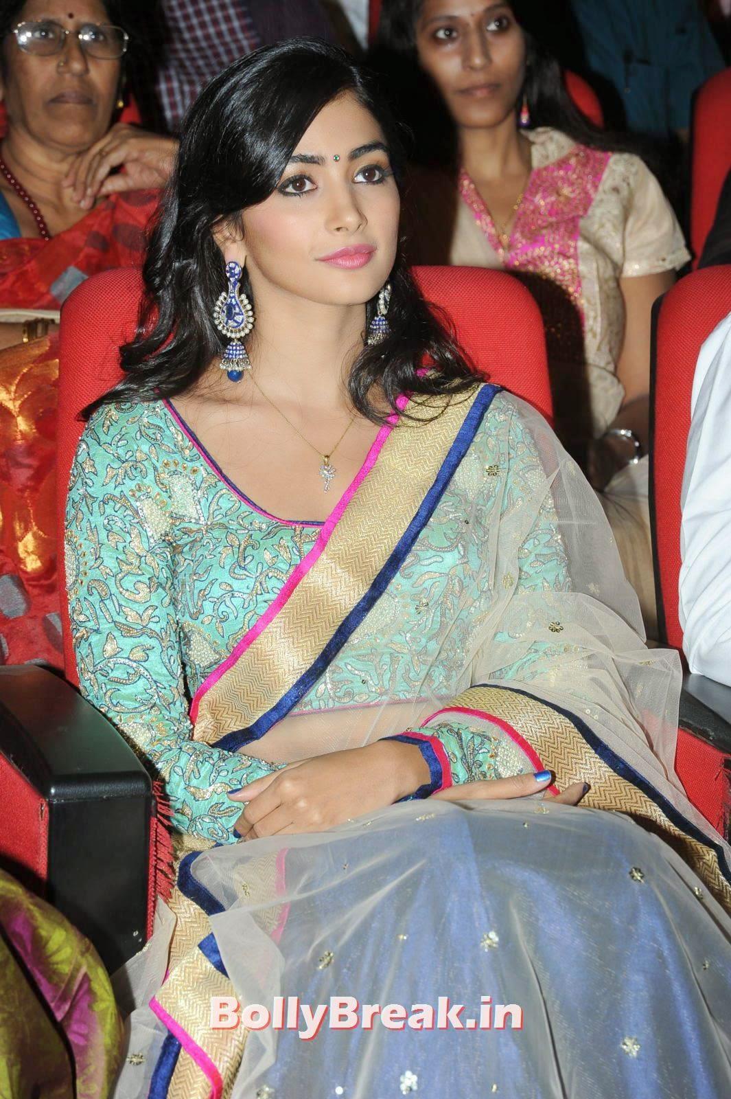 Pooja Hegde Unseen Stills, hot Pics of Pooja Hegde from Mukunda Movie Audi Launch
