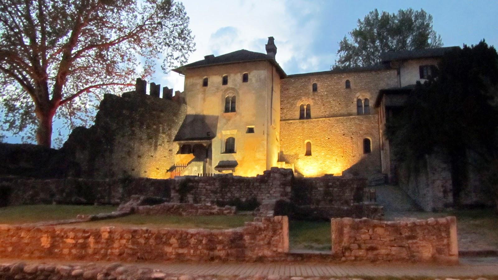 Ticino_Locarno Castello Visconte