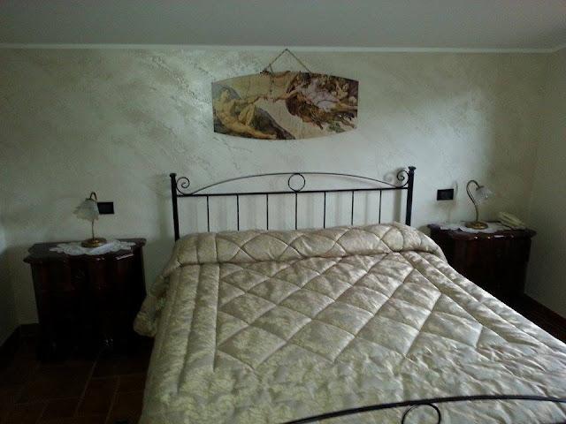 Decorazioni Camere Da Letto : Imbianchino : decorazione camera matrimoniale