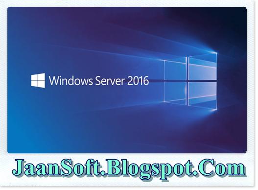 Download Windows Server 2016 ISO For PC Full Version