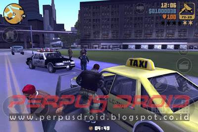 Download Mod Pack GTA 3 Lite Cleo Android Bahasa Indonesia
