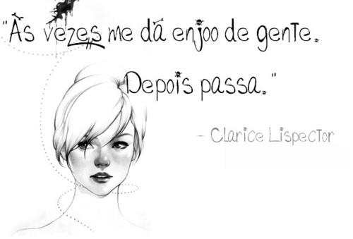 Frases De Clarice Lispector: Mensagens Da Net: Frases De Clarice Lispector,Poemas De