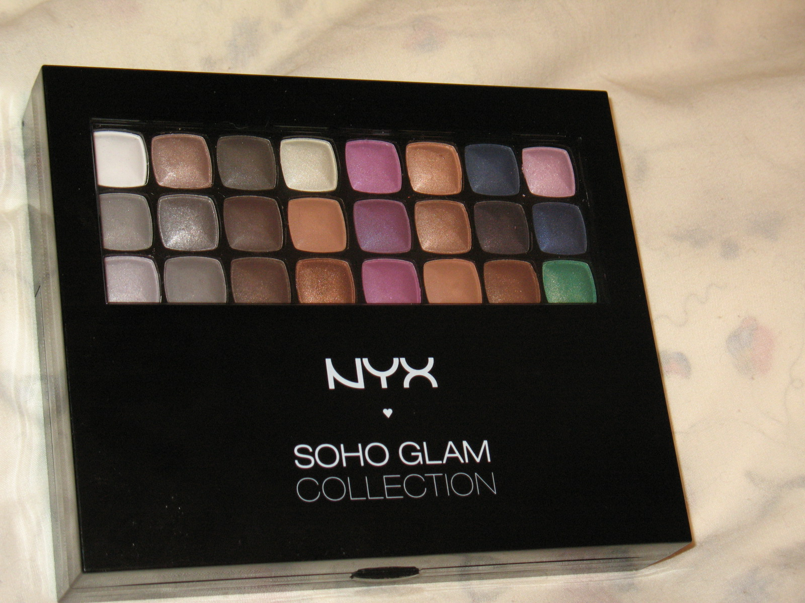 Nyx Soho Glam Collection