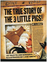 Teacher Tom: The Three Little Pigs