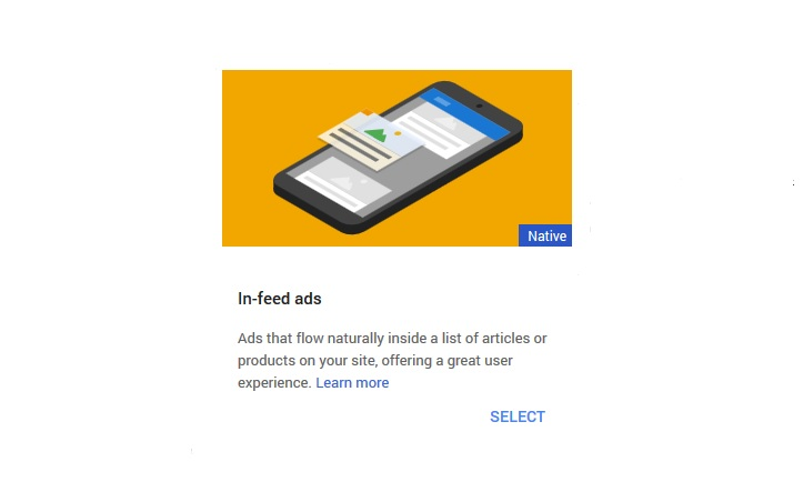 Cara Memasang Iklan In-Feed Adsense