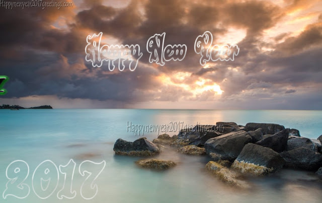 Happy New Year 2017 Nature Photos Download For Desktop